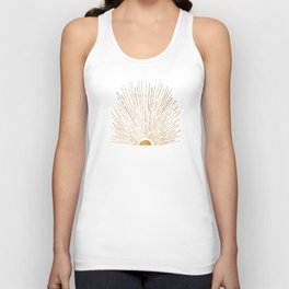 Let The Sunshine In Unisex Tank Top