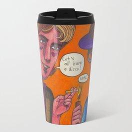 Disco Duncan and Pyrotechnician Travel Mug
