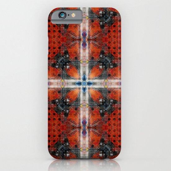 OR/WELL:  Calculator FRACTAL iPhone & iPod Case