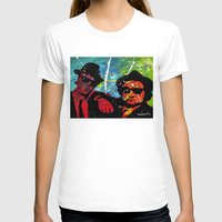 blues brothers T-shirts featuring Blues by veermania