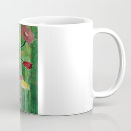 Poppies for Mother Coffee Mug