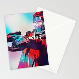 Star Lord, Guardians of the Galaxy, TheAvengers Stationery Cards