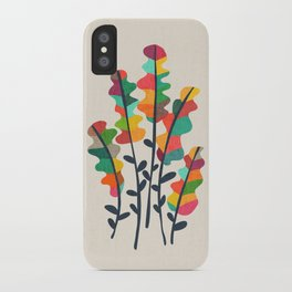 Flower from the meadow iPhone Case