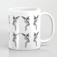 hydra Mugs featuring Hydra by STiCK MONSTER iNK