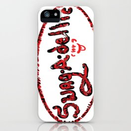 #swagg swagadelic2 iPhone Case