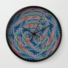 Dream Ocean Wall Clock