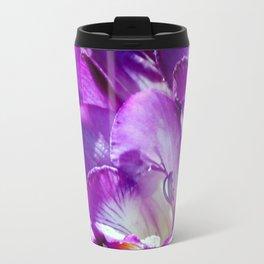 Royal Purple - The Prince Of Freesias Travel Mug