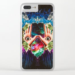 Turnt Clear iPhone Case