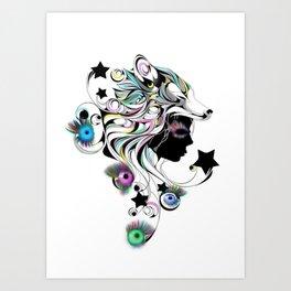 lashwolf Art Print