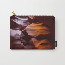 Antelope Orange Carry-All Pouch