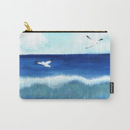 The Waters of the Sea Carry-All Pouch