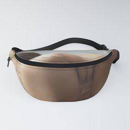 Flesh Colored Fanny Pack