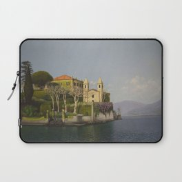 Villa at Lake Como Laptop Sleeve