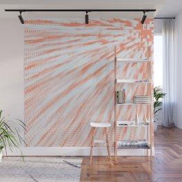Peaches & Cream Wall Mural