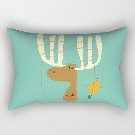 A moose ing Rectangular Pillow