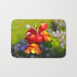 The Snap Dragon. Bath Mat