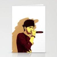 zayn Stationery Cards featuring Zayn by Intrepid Lens