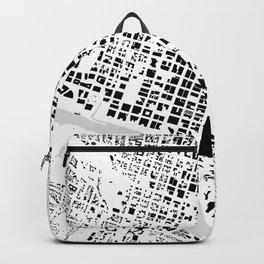 Austin building map Backpack