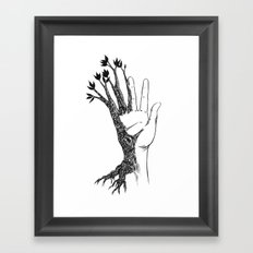 Natural Connection Framed Art Print