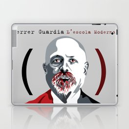 Ferrer Guardia L'escola moderna Laptop & iPad Skin