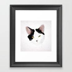 Fibrine Framed Art Print