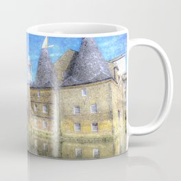 Three Mills Bow London Art Coffee Mug