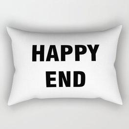 Happy End Rectangular Pillow