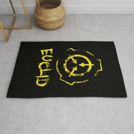 SCP Foundation: Euclid Rug
