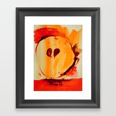 Seme Framed Art Print
