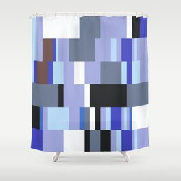 Songbird Equinox Shower Curtain