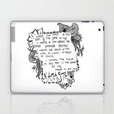 Namaste Doodle Laptop & iPad Skin