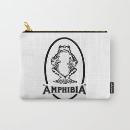 Amphibia Carry-All Pouch