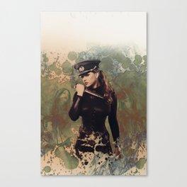 Late War Distractors Canvas Print