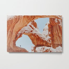 Arches National Park / Utah Metal Print