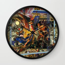 The Grace Wall Clock
