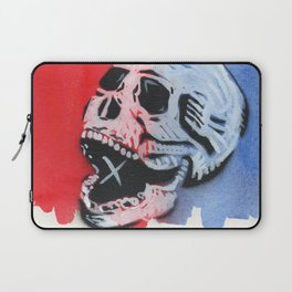 Gunga Skull 02 Laptop Sleeve