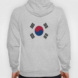 Flag of south korea Hoody