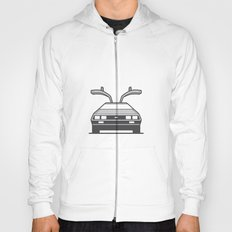 #4 Delorean Hoody