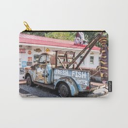 Fresh Fish Truck Carry-All Pouch