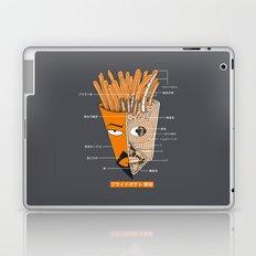 French Fries Anatomy Laptop & iPad Skin