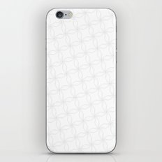 helix pattern#1 iPhone & iPod Skin