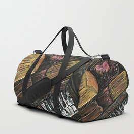 Broken Piano Duffle Bag