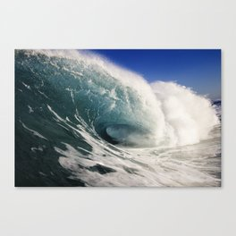 Empty Canvas Print