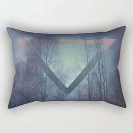 Pagan mornings Rectangular Pillow