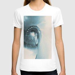 Sea Shell Abstract T-shirt