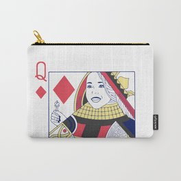 Ariadne Queen of Dreams and Diamonds Carry-All Pouch