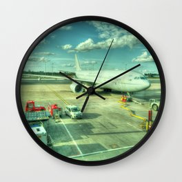 Royal Air Force Voyager Wall Clock