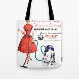 R2D2 Vacuum Tote Bag