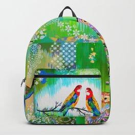 Green designs Backpack