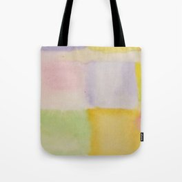 Colour Pattern  Tote Bag